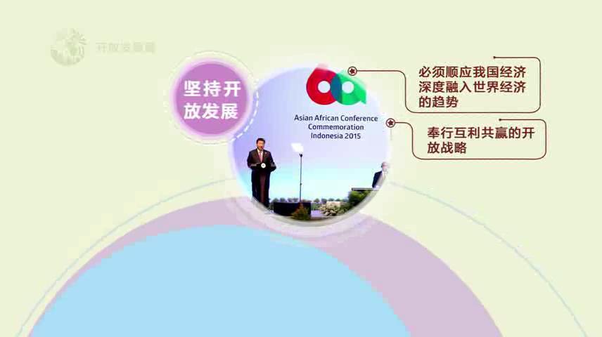 """【微视频】习近平谈""""十三五""""五大发展理念—开放发展篇(四)"""